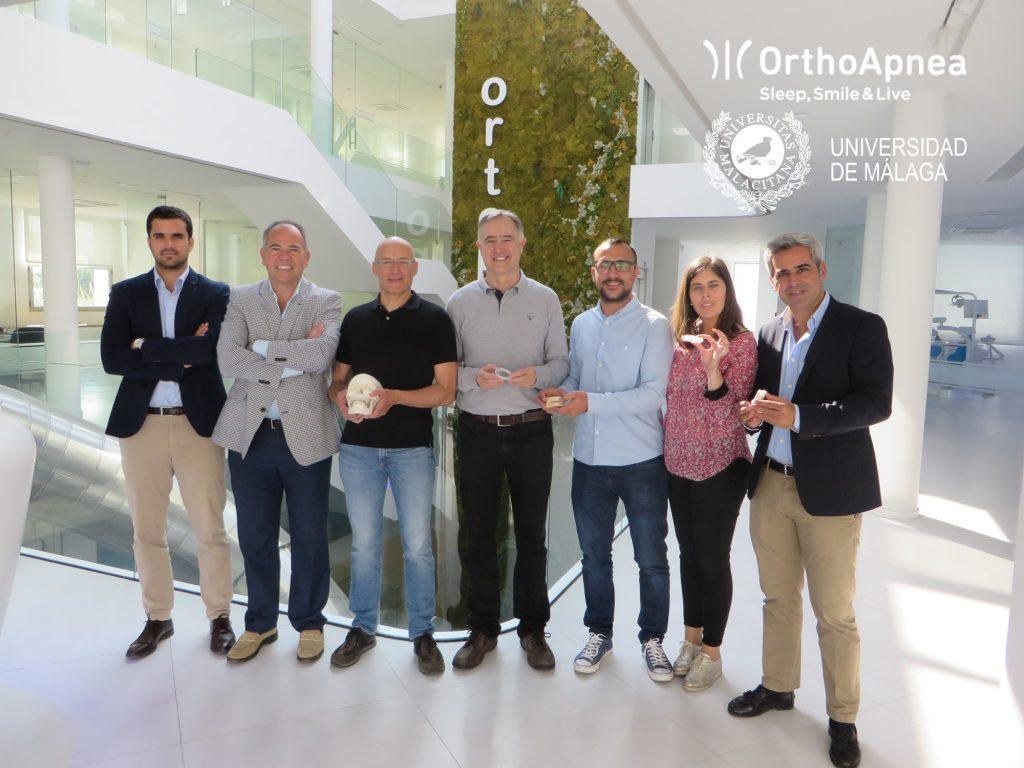OrthoApnea UMA Ortoplus Apnea del Sueño