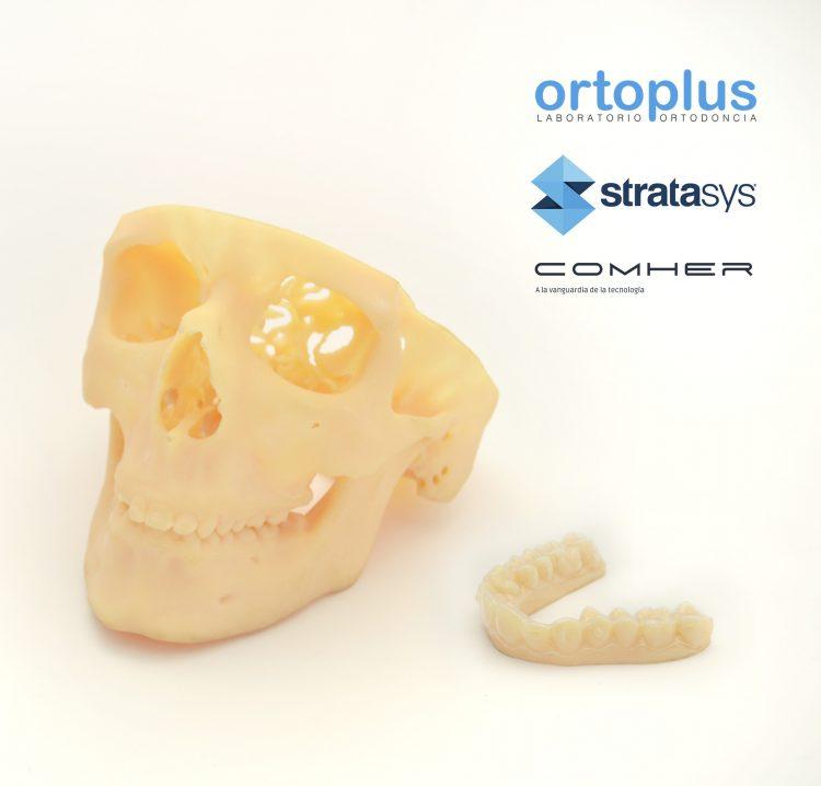 Ortoplus Stratasys Productos Impresos
